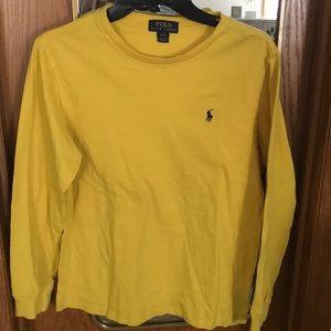 Polo - Long Sleeve $14